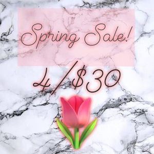 Other - 🌷🌷 Spring Sale 🌷🌷